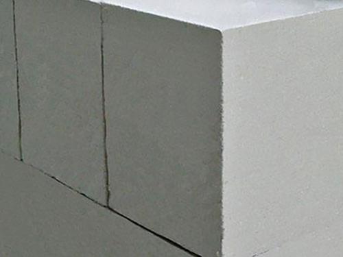 灰加气砌块
